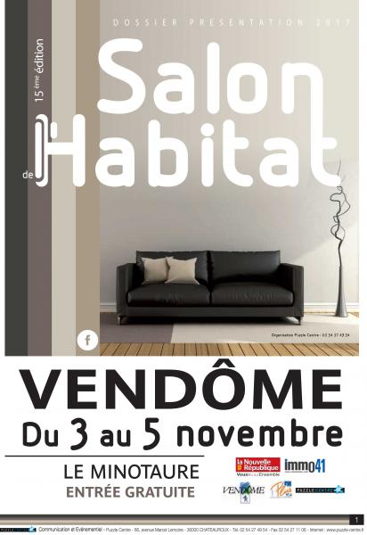 Salon Habitat Vendôme 2017