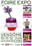 Foire de Vendôme Juin 2016.